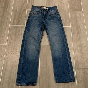 Boys 514 Levi's Jeans - 8 slim